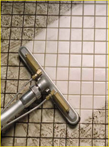 Tile Grout Removal