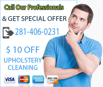 Upholstery Cleaning Offer